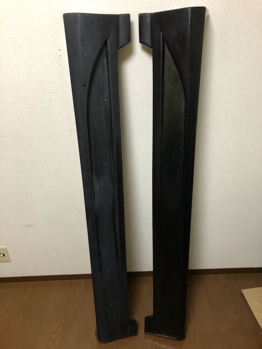 スズキ カプチーノ サイドスポイラー メーカー不明