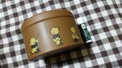 pinopinokoko819 - 昭和 レトロ 1987 SANRIO サンリオ ミスターベアーズドリーム MR.BEARS DREAM 熊 くま 缶 小物入れ ケース 茶色