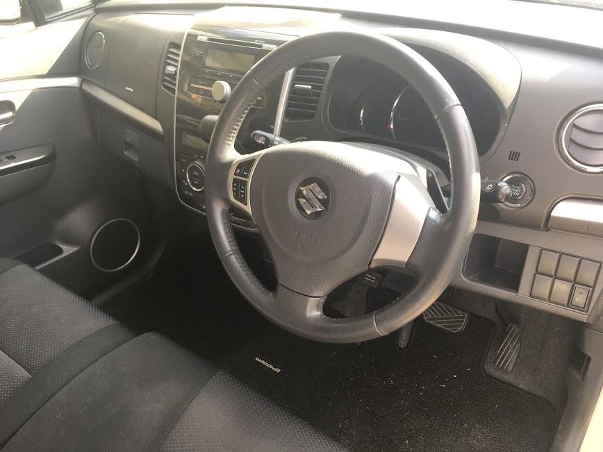 ★MH23S ワゴンRターボ スティングレーT 個人出品 オマケスタッドレスタイヤ付き_画像5