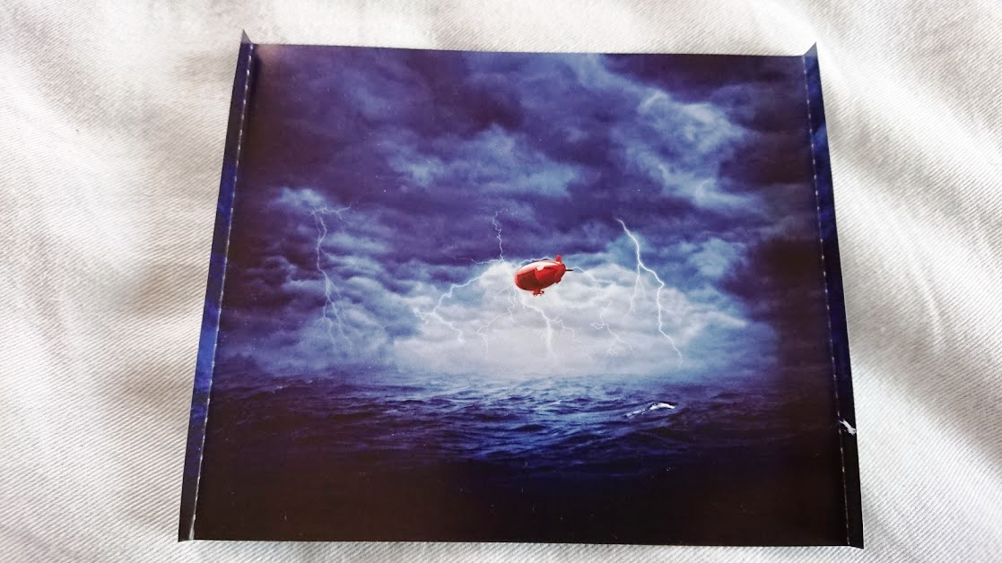 IN FAITH 「THERE'S A STORM COMING」 メロディアス・ハード系名盤 EDEN'S CURSE関連_画像5