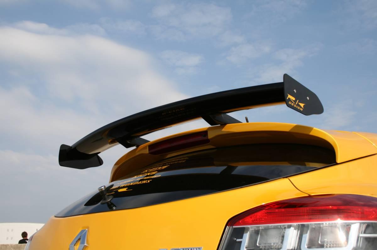special price!*RK DESIGN* Renault Megane RS DZF4R latter