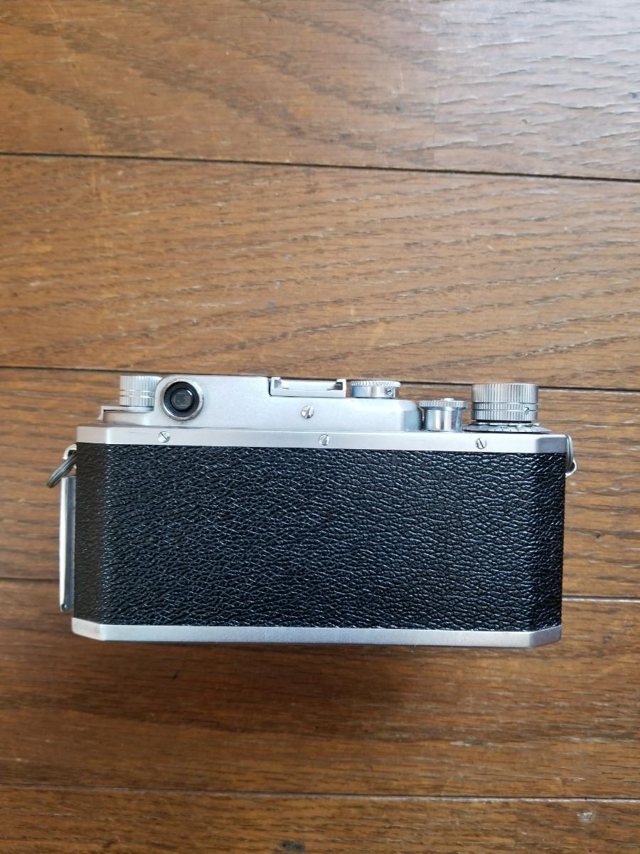 キャノンレンズ交換式カメラ、シャッター作動、ジャンク扱い_画像3