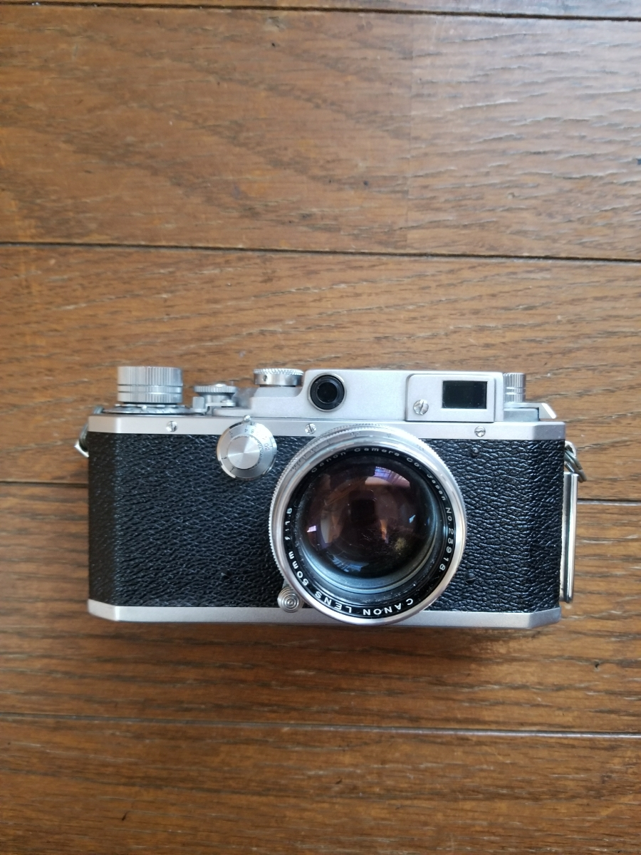 キャノンレンズ交換式カメラ、シャッター作動、ジャンク扱い