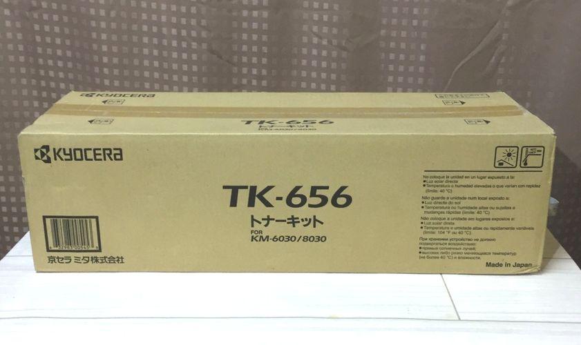 ☆京セラ☆ TK-656 純正トナーカートリッジ 【KM-8030/6030】_画像2