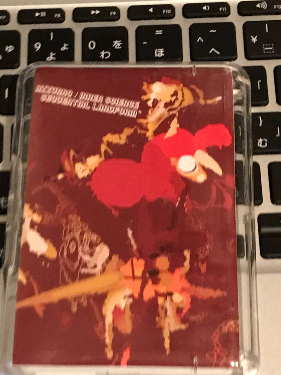 CD付 MIXTAPE DJ AZZURRO INNER SCIENCE SEQUENTIAL LAND FORM KIYO KOCO クボタタケシ 須永辰緒 鈴木雅尭 MURO_画像1