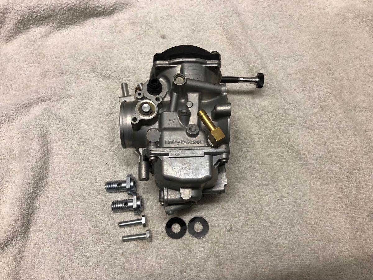 Harley original CV carburetor 27421-99C Dyna Softail 1450 FX
