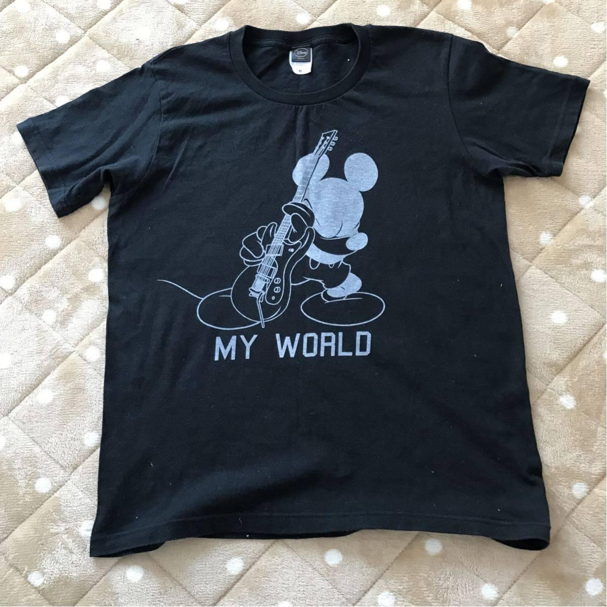 the band apart x ディズニー コラボTシャツ バンアパxミッキーマウス サイズM