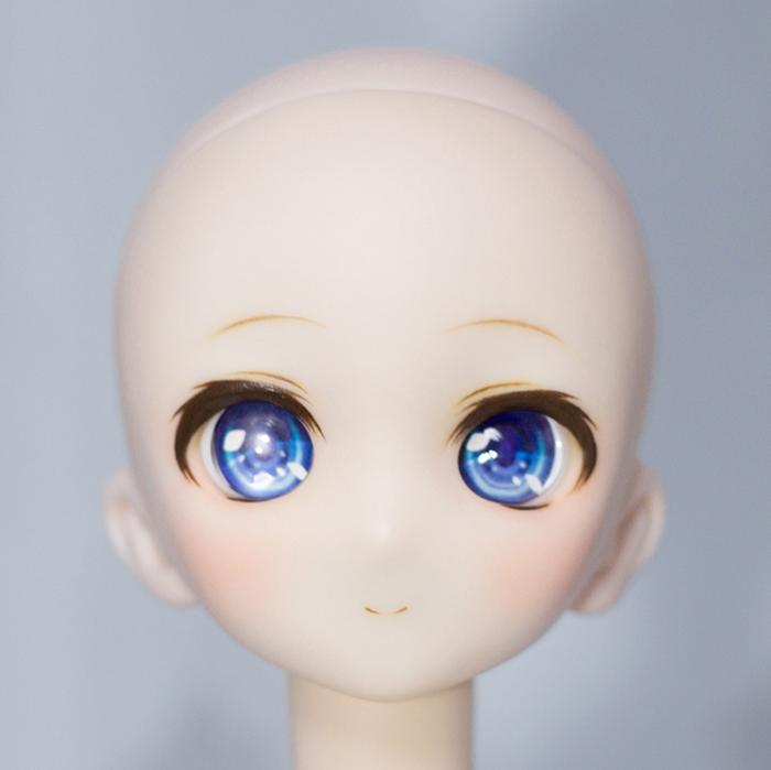 DDH-010 カスタムヘッド セミホワイト肌(やわフタ) ドルフィードリーム_画像4