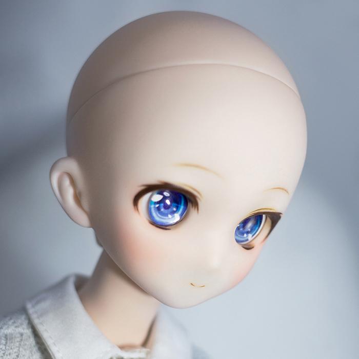 DDH-010 カスタムヘッド セミホワイト肌(やわフタ) ドルフィードリーム_画像5