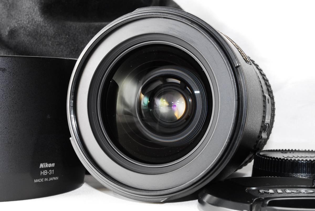 【新品級】 ニコン NIKON AF-S 17-55mm F2.8 G ED DX