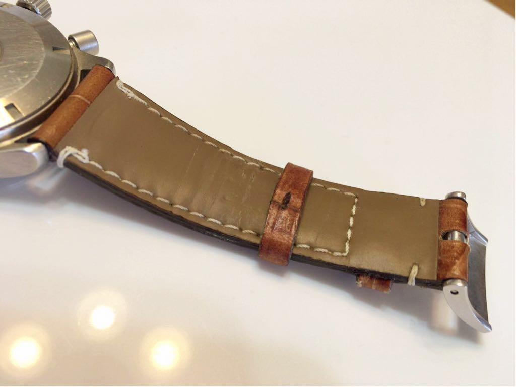 【OMEGA】ダイナミック クロノグラフ Ref.5240.50 自動巻 機械式 オメガ腕時計_画像5