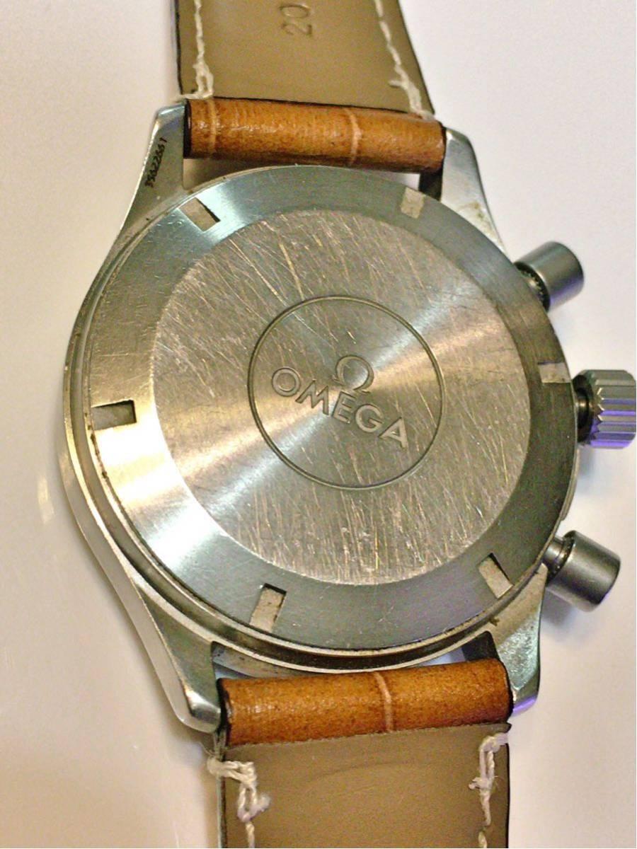 【OMEGA】ダイナミック クロノグラフ Ref.5240.50 自動巻 機械式 オメガ腕時計_画像2
