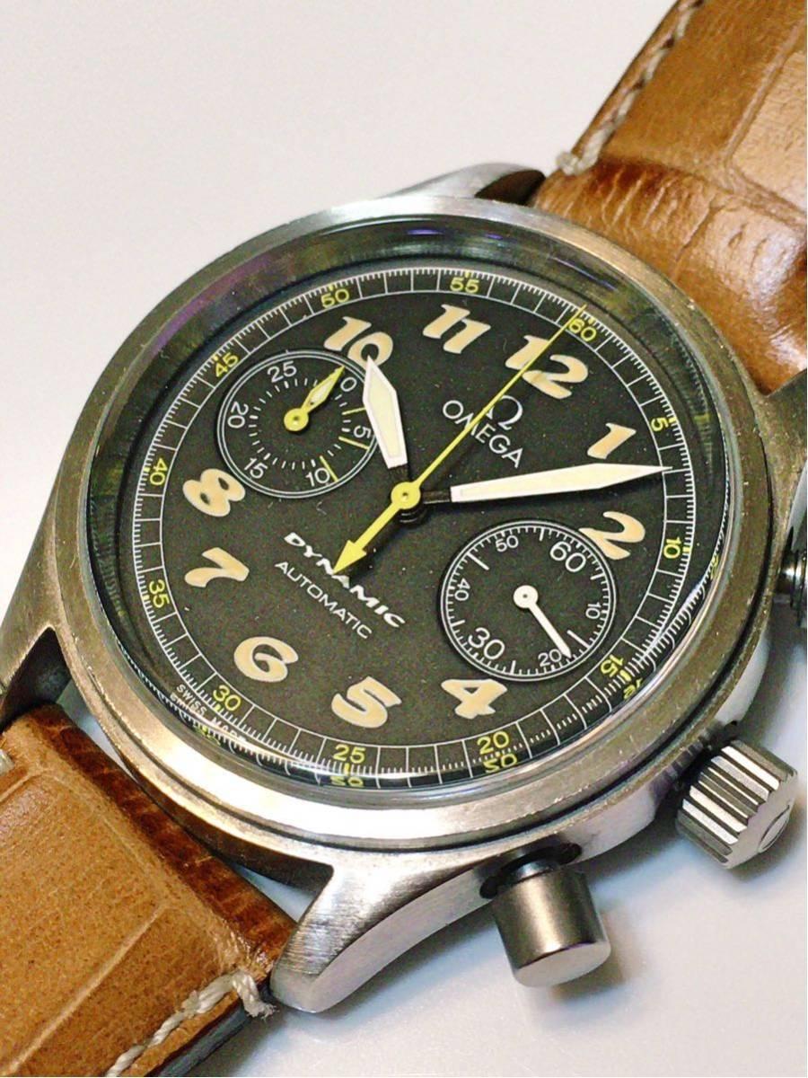 【OMEGA】ダイナミック クロノグラフ Ref.5240.50 自動巻 機械式 オメガ腕時計