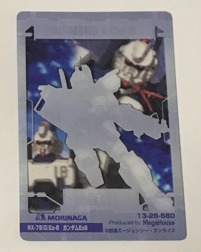即決 機動戦士ガンダム 森永ウエハースカード ez-8 08MS小隊 ②_画像2