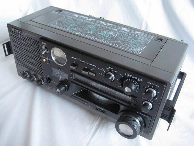 BCL 極上品 完全動作調整済品 SONY ソニー ICF-6800A 高感度 高性能 1kHz直読デジタルカウンター 昭和トランジスタラジオ 世界のソニー_画像8