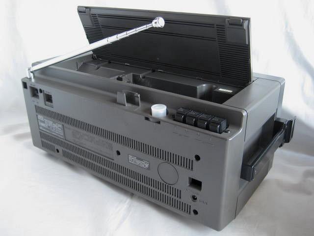 BCL 極上品 完全動作調整済品 SONY ソニー ICF-6800A 高感度 高性能 1kHz直読デジタルカウンター 昭和トランジスタラジオ 世界のソニー_画像7