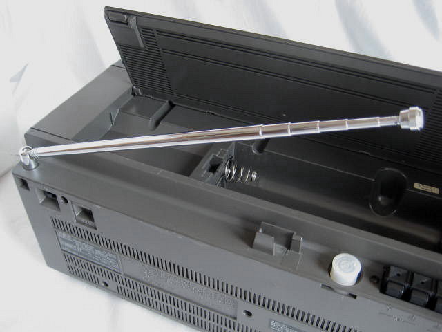BCL 極上品 完全動作調整済品 SONY ソニー ICF-6800A 高感度 高性能 1kHz直読デジタルカウンター 昭和トランジスタラジオ 世界のソニー_画像6