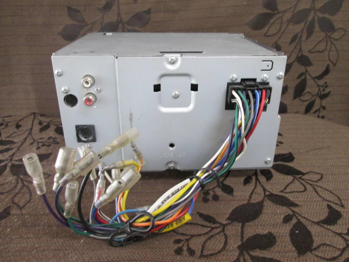 AUX>>JVC ビクター CD/MD 整備済/保証 KW-MZ640<<売切り♪  M956_画像4