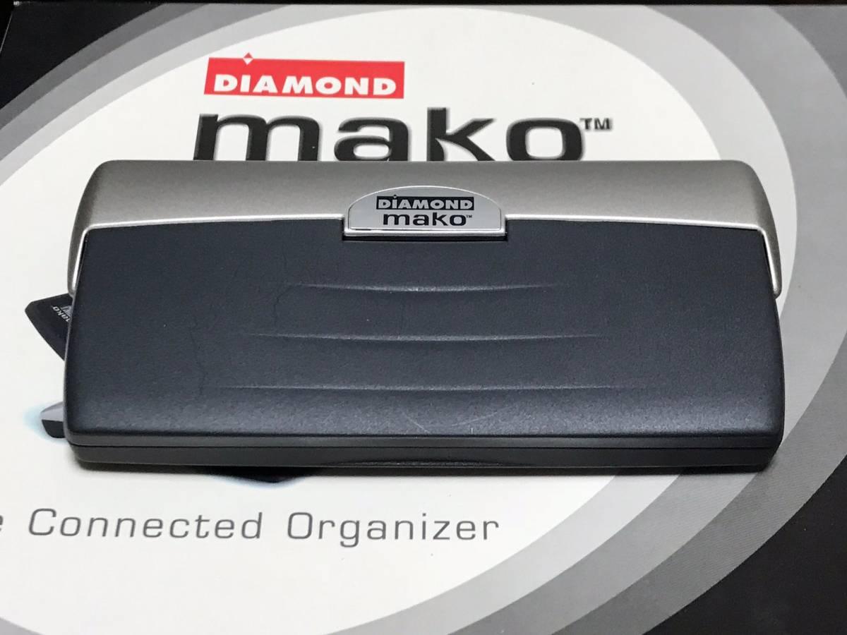 【 Psion Revo Plus OEM 】 DIAMOND mako 箱・付属品付き 【ジャンク】_画像6