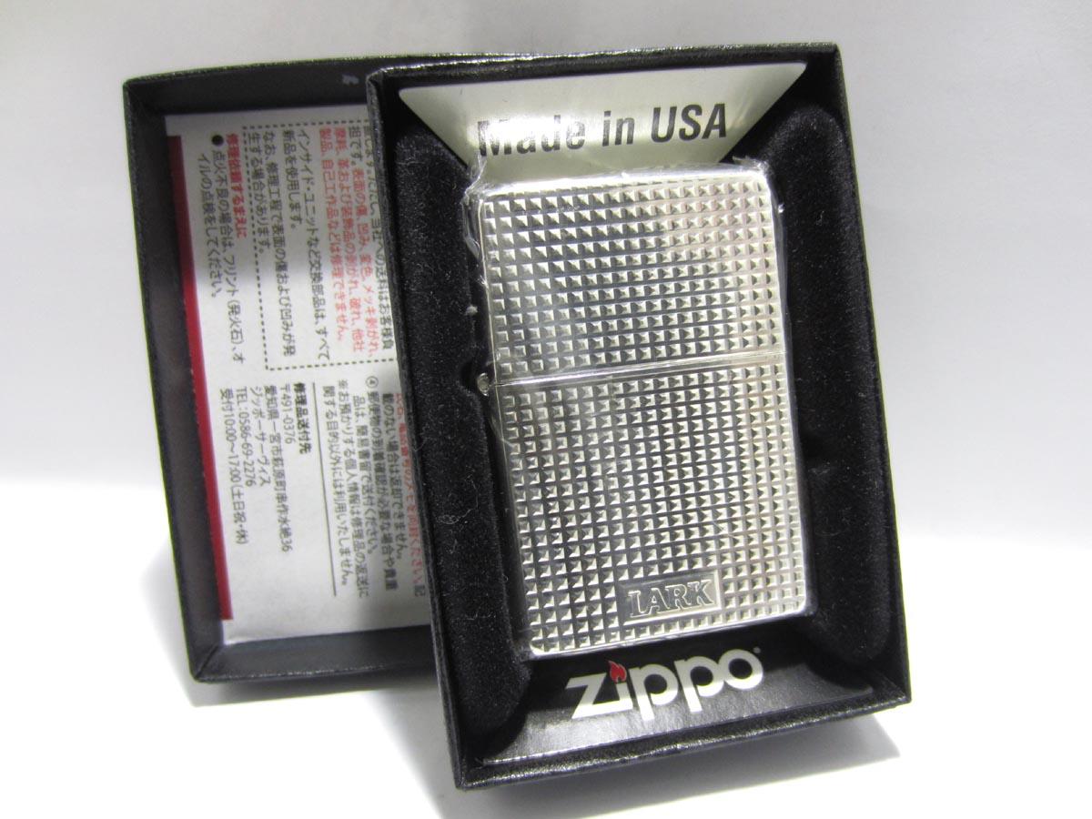 未使用 1937レプリカ ZIPPO LARK ラーク 2011年12月製 ジッポ