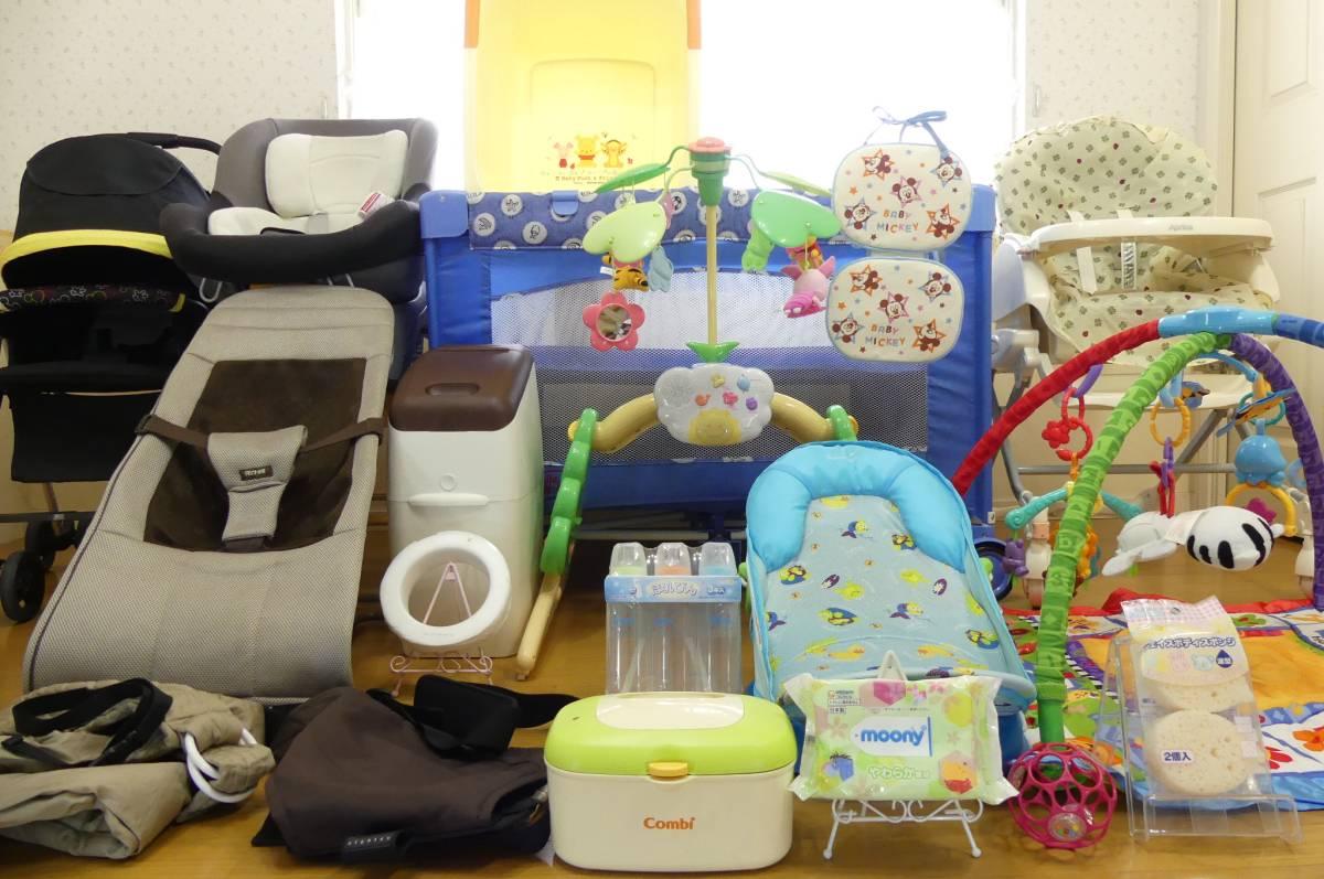 birth preparation set # rotary child seat / bunk p Layered / both ...
