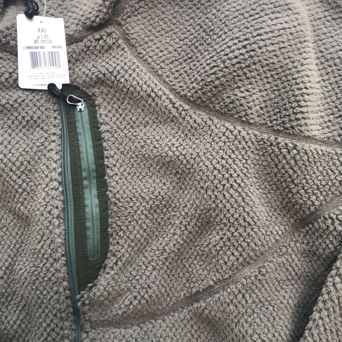 【日本未発売・デッドストック・廃盤】パタゴニア patagonia level 3 R2ジャケット 06年USA製 サイズ XXL 米軍特殊部隊用 MARS 検レトロ_画像2