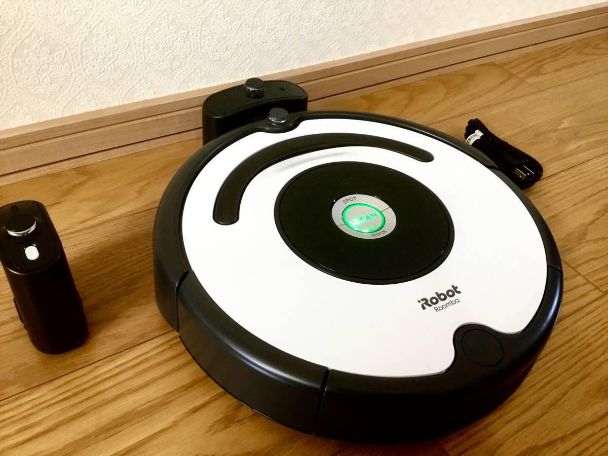 current model!rumba robot vacuum cleaner iRobot Roomba 628 unused ...
