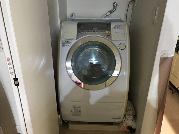 【引っ越し 完動品】パナソニック 洗濯・脱水容量8.0kg 乾燥容量6.0kg 洗濯乾燥機 ナショナルNA-VR1000