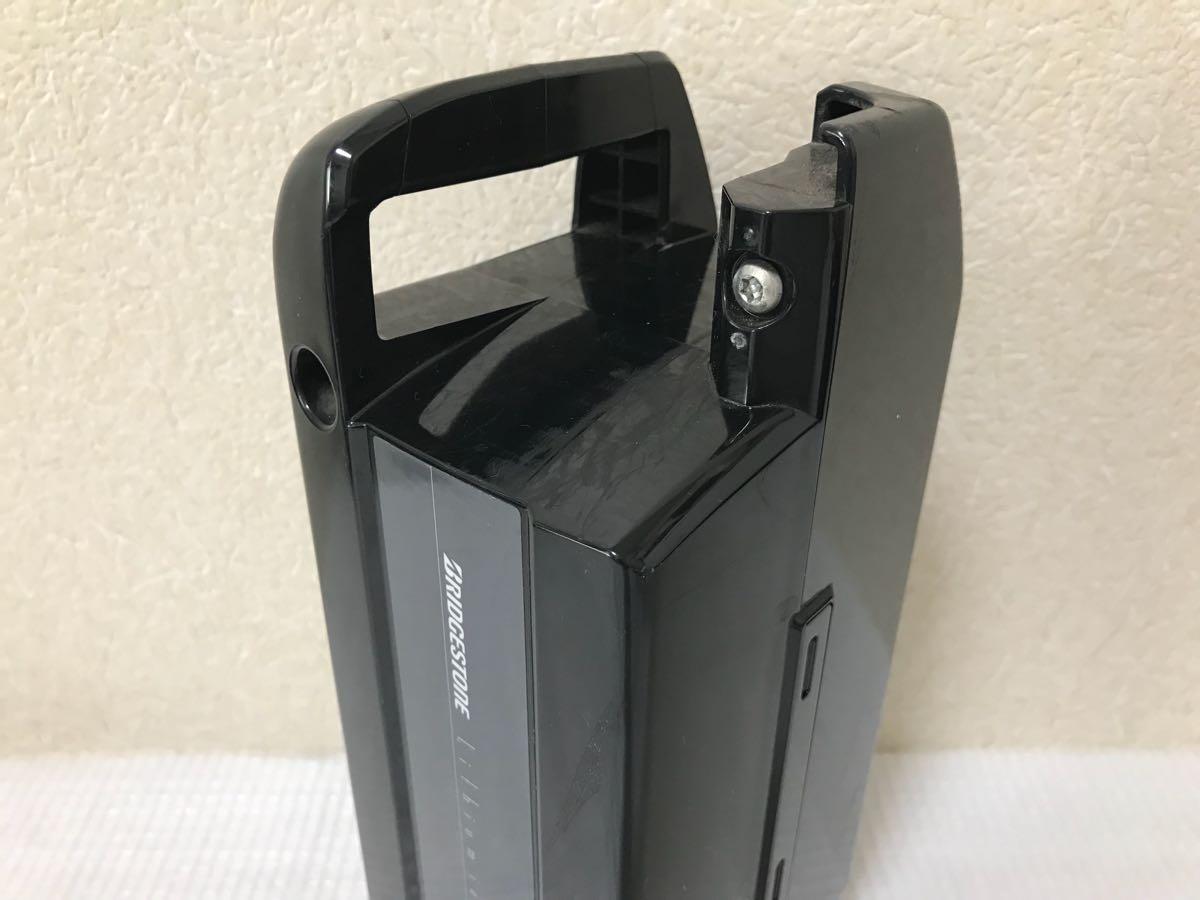 X83-32★ヤマハブリジストン電動自転車リチウムバッテリー 8.9Ah★_画像4
