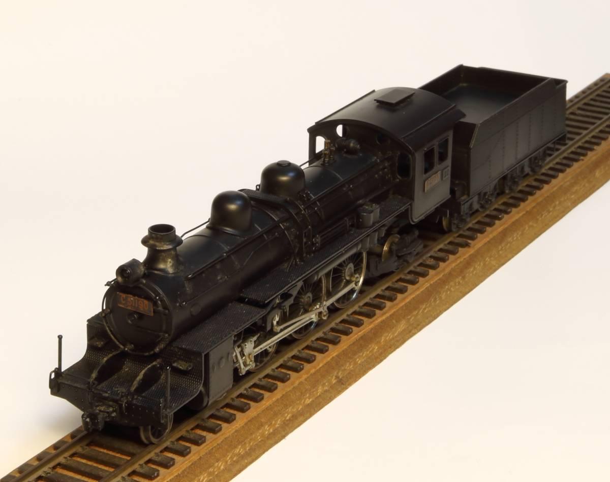 ◆国鉄C51形蒸気機関車 190号機 カツミ