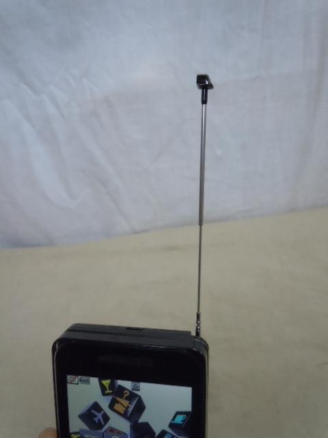 LL/携帯電話 docomo SHARP SH-03B ガラホ スライドタイプタッチ画面 ボタン式キーバッド ACアダプター付き ワンセグあり ドコモ シャープ_画像10