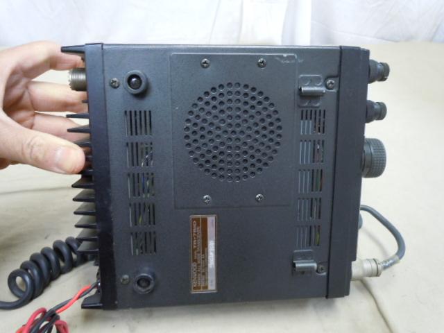 !○アマチュア無線機 KENWOOD TR-751D ケンウッド 144MHz オールモード トランシーバー 日本製_画像9