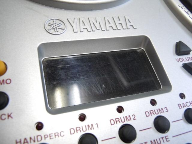 ☆YAMAHA DD-55 デジタルパーカッション ヤマハ STEREO SAMPLED DRUM 電子ドラム MIDI オリジナルの電源アダプター付き スティックおまけ_画像5