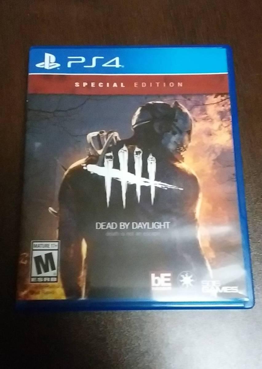 ★送料無料★【PS4】Dead by Daylight (北米版) デッドバイデイライト 日本語対応