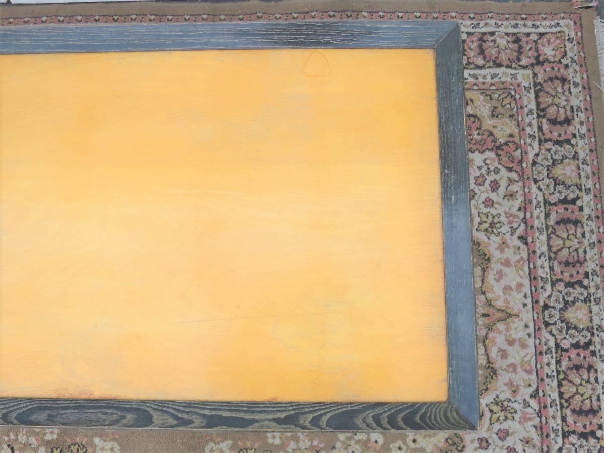 ビンテージ 50's コーヒーテーブル センターテーブル アールデコ 木製 ウッド アンティーク インテリア アメリカ ミッドセンチュリー_画像4