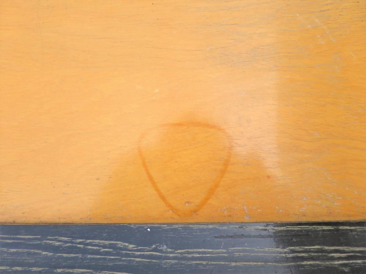 ビンテージ 50's コーヒーテーブル センターテーブル アールデコ 木製 ウッド アンティーク インテリア アメリカ ミッドセンチュリー_画像7