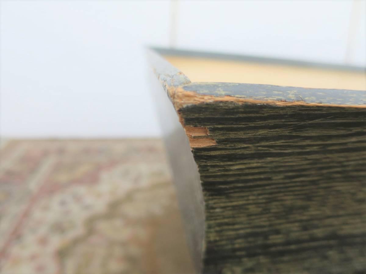 ビンテージ 50's コーヒーテーブル センターテーブル アールデコ 木製 ウッド アンティーク インテリア アメリカ ミッドセンチュリー_画像9