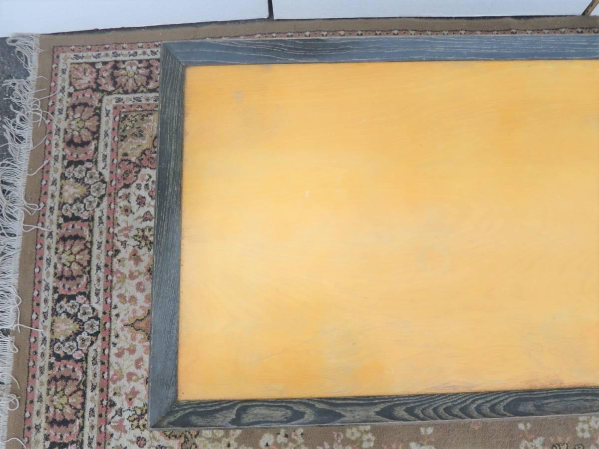 ビンテージ 50's コーヒーテーブル センターテーブル アールデコ 木製 ウッド アンティーク インテリア アメリカ ミッドセンチュリー_画像3
