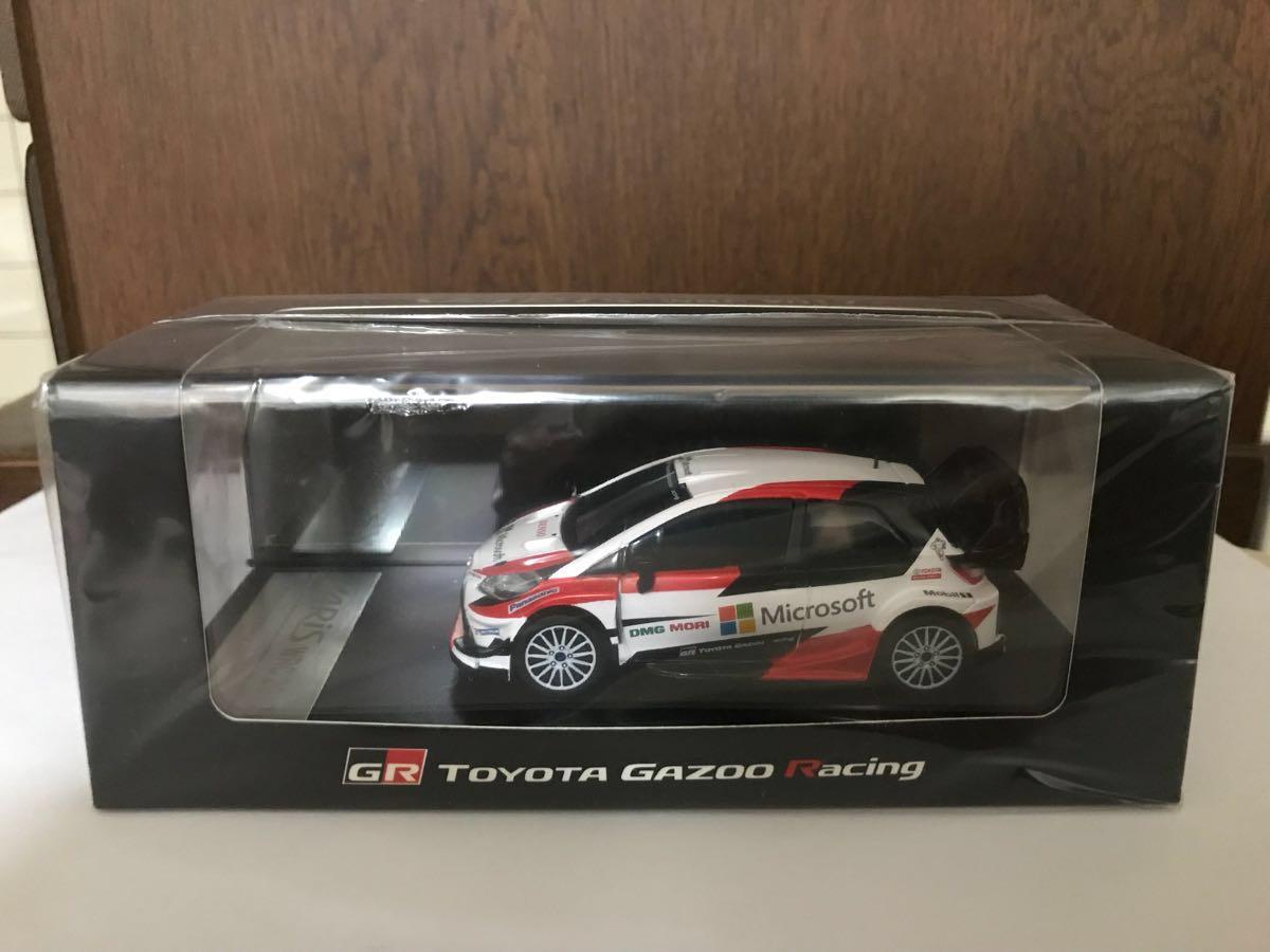 【新品未開封品】トヨタ ヤリス WRC 2017 GR TOYOTA Gazoo Racing 1/43 YARIS_画像2