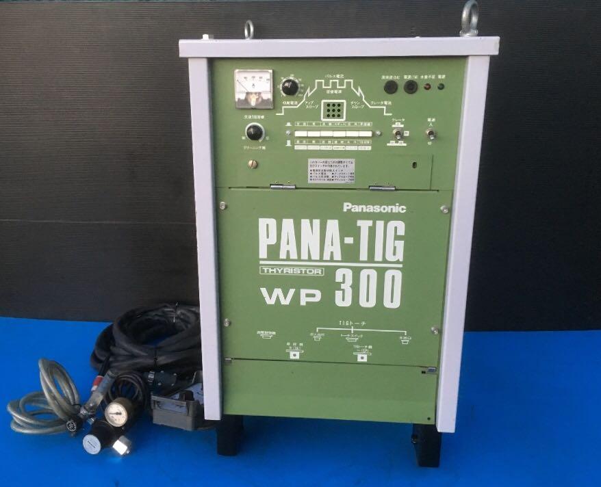 245 TIG 溶接機 YC-300WP4 パナソニック WP300