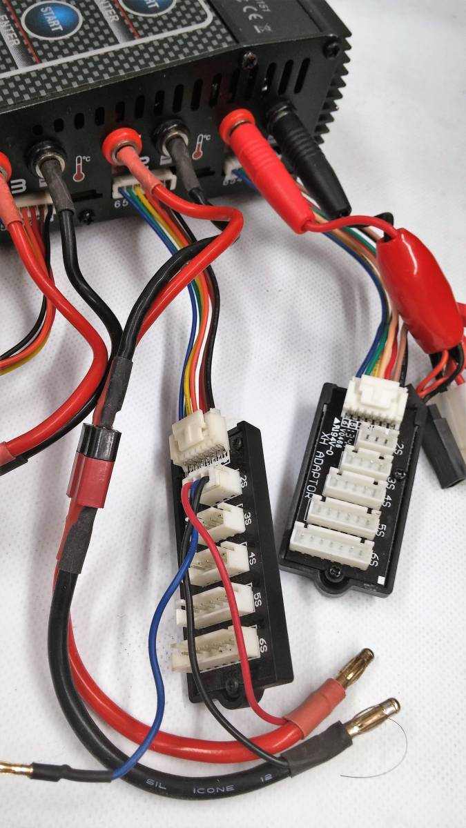 ジャンク Hi TEC multi charger X4 品番44151_画像8