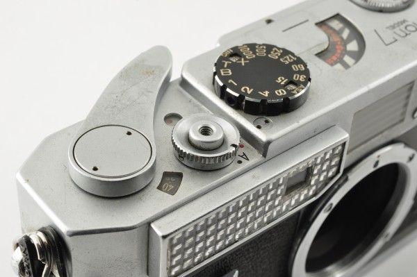 CANON キャノン 7 35mm レンジファインダー ボディ_画像8