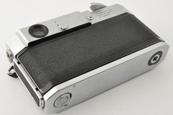 CANON キャノン 7 35mm レンジファインダー ボディ_画像4