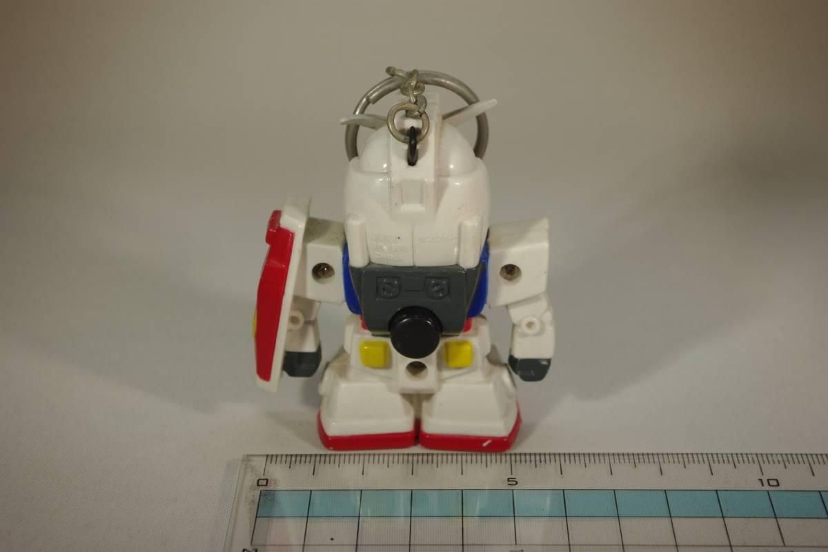 ガンダム 機動戦士ガンダム キーホルダー 【送料無料】 未使用「おとうさんのおもちゃ箱」00100034