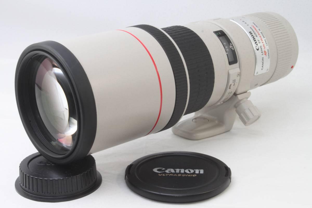 キヤノン Canon EF 400mm 1:5.6L USM 動作確認済み