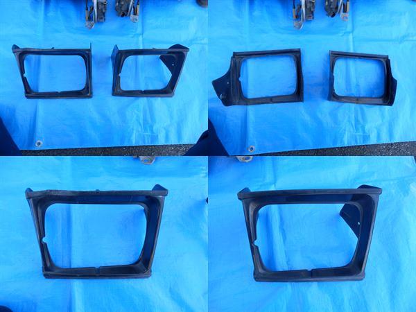 AE86 トレノ ヘッドライト リトラ 左右セット_画像10