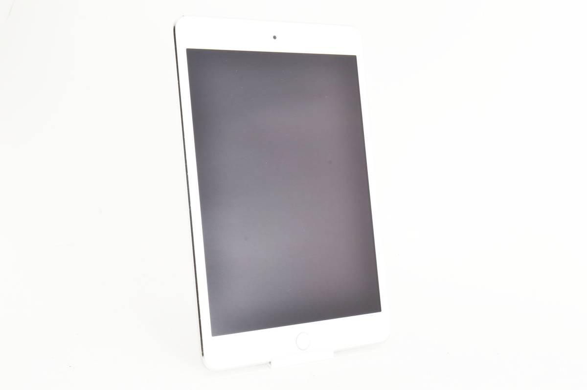 ★1円 スタート ★ジャンク★見切り★iPad mini 3 MGNV2J/A シルバーWi-Fiモデル 16GB★516-H05101