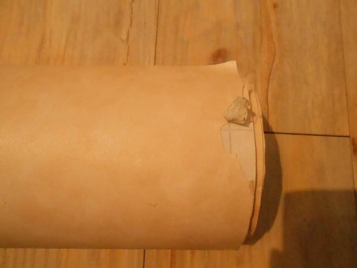 サンゲツ-リアテック 塩ビシート TC-8507 端材45㎝巾×70㎝_キズがあります。