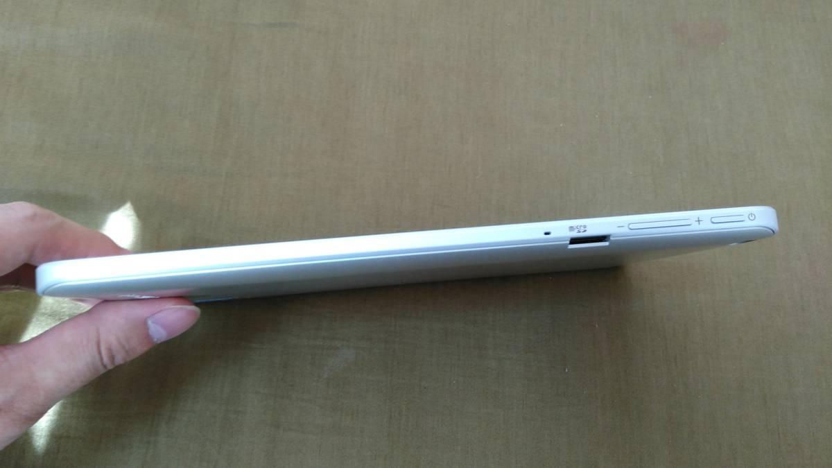 ☆美品☆ 東芝 dynabook tab S38/26M Win10 Office2016 Bluetooth 高速Atom SSD 64GB Wi-Fi 小型 軽量 初心者 女性 Word Excel PowerPoint_画像2