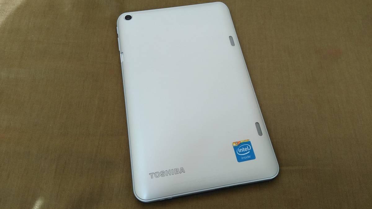 ☆美品☆ 東芝 dynabook tab S38/26M Win10 Office2016 Bluetooth 高速Atom SSD 64GB Wi-Fi 小型 軽量 初心者 女性 Word Excel PowerPoint_画像6